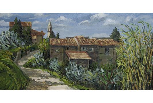 Dipinto di Terzano - Matteo Piccinini - Bella Arti